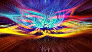 benefits of reiki, an abstract picture of universal energy